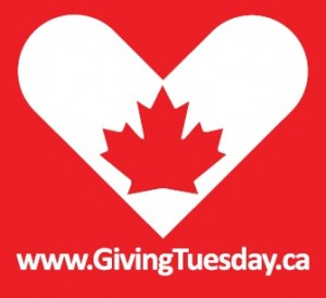 Giving Tuesday Charity Canada