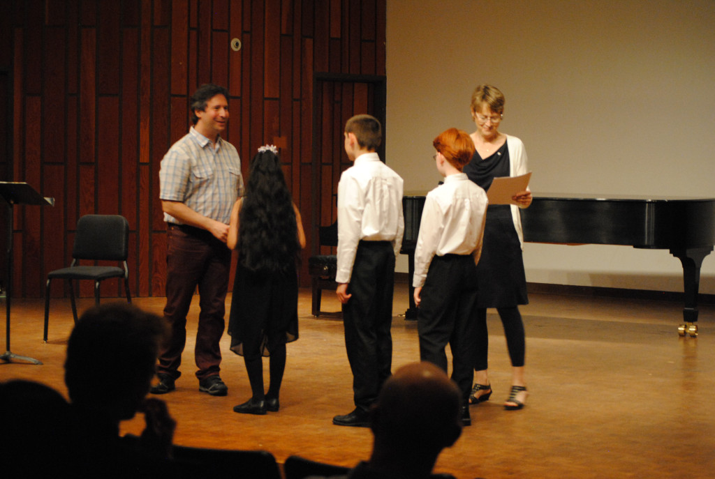 61st Annual Young Musicians Competition Koerner Hall Vancouver Academy of Music 2015 chamber music jane coop paris simons