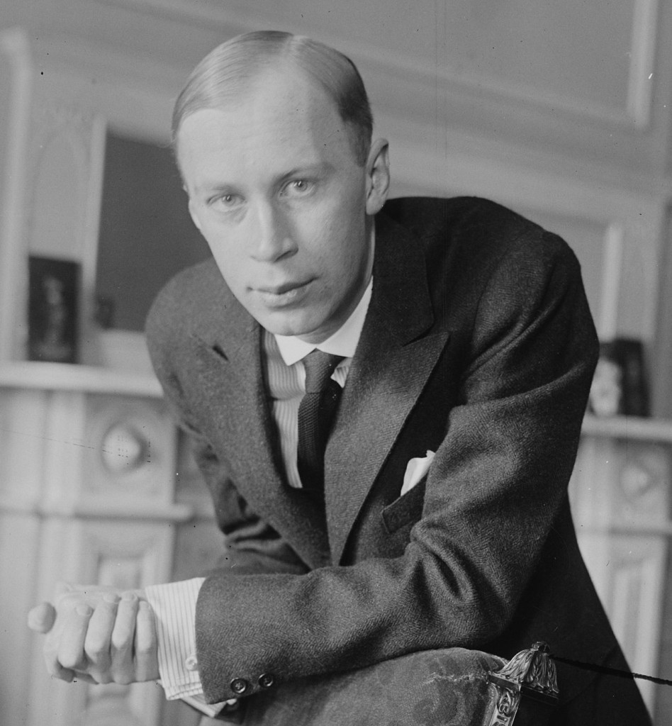Sergei Prokofiev, profile, Friends of Chamber Music composer spotlight