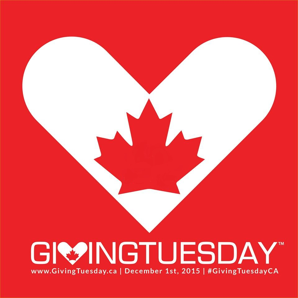 giving tuesday, fcm, charity, social media, givingtuesday.ca