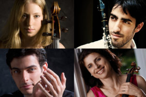 Israeli Chamber Project - Friends of Chamber Music