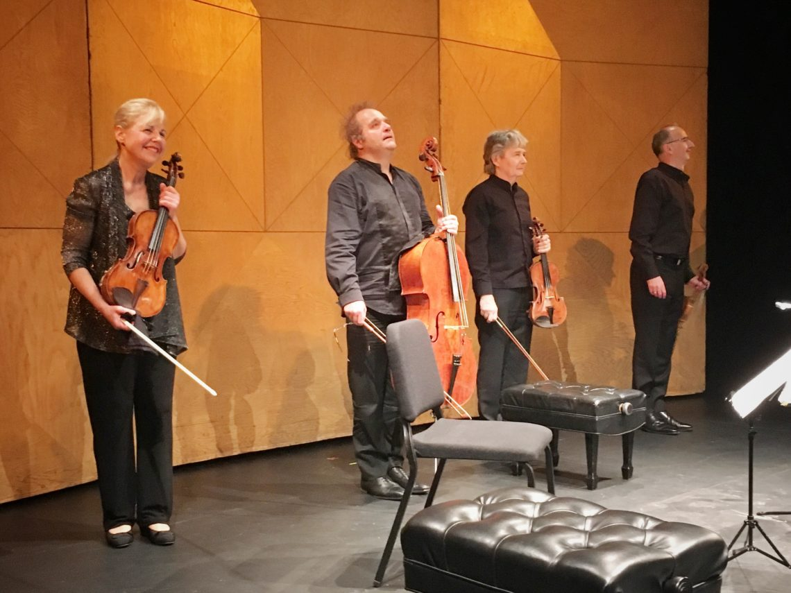 Takacs Quartet Vancouver Concert Wrap-Up - Friends of Chamber Music