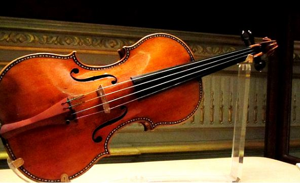 most expensive musical instrument in the world