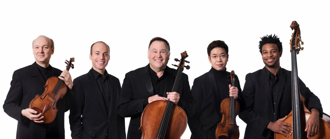 CMS Trout Quintet Tour Friends of Chamber Music