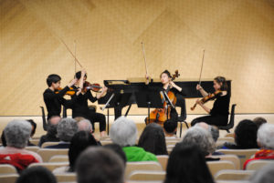 Annual Young Musicians Competition winners