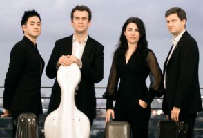 Ehnes Quartet Friends of Chamber Music