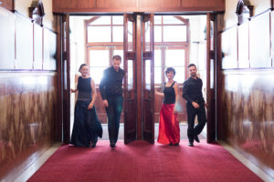 Elias Quartet Friends of Chamber Music