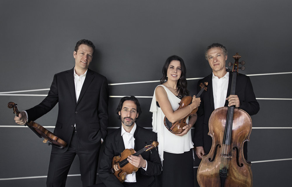 Pacifica Quartet - Friends of Chamber Music 2018-2019 concerts