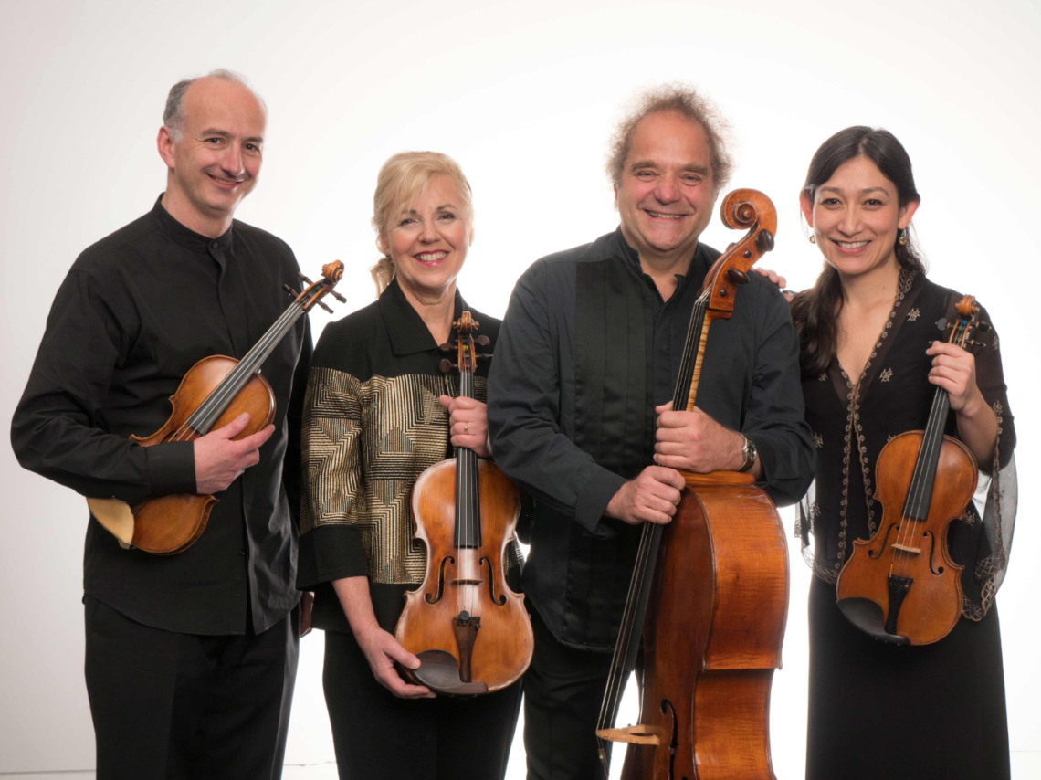 Takács Quartet Friends of Chamber Music